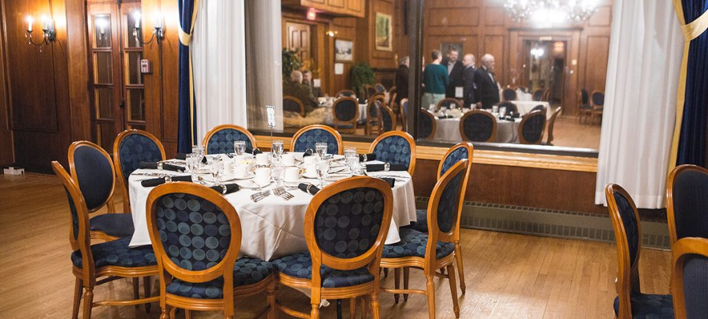 Salle du Salon Richelieu