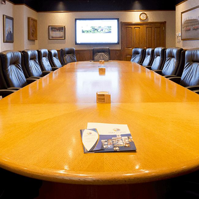 Conseil d'administration et équipe de direction