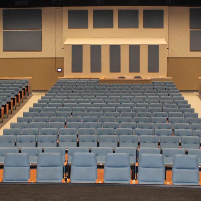 Salle de spectacle Vanier